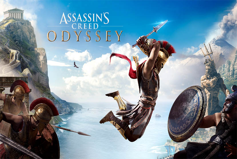 Assassins Creed Odyssey Free Download Torrent Repack-Games