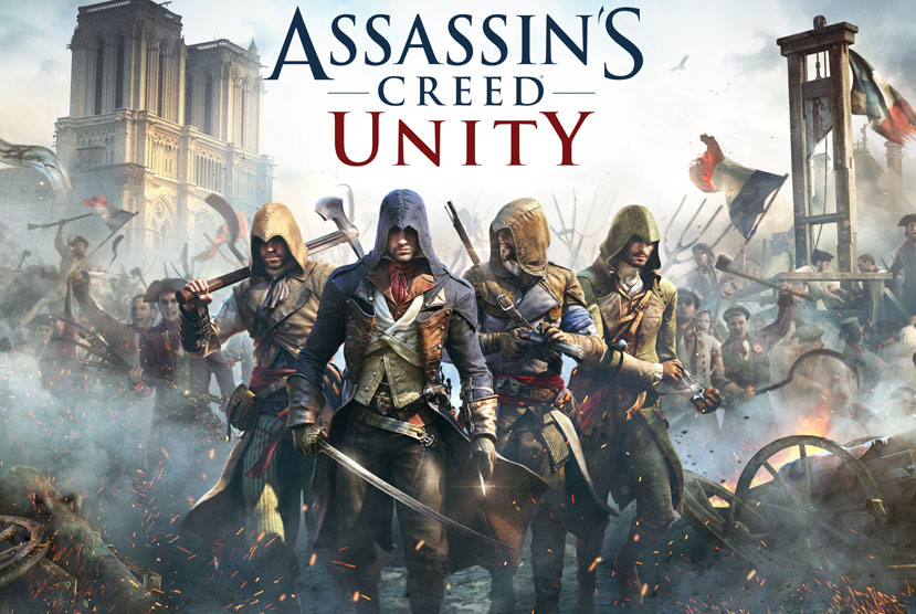 Assassins Creed Unity Repacgames