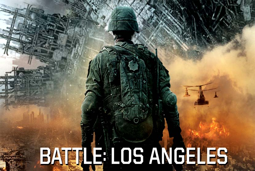 Battle Los Angeles PC Free Download Crack Repack-Games