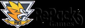 Repack-Games.com Dark logo