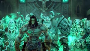 Darksiders II Deathinitive Edition Free Download Crack Repack Games