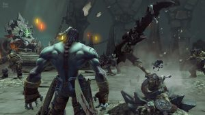Darksiders II Deathinitive Edition Free Download Torrent Repack-Games