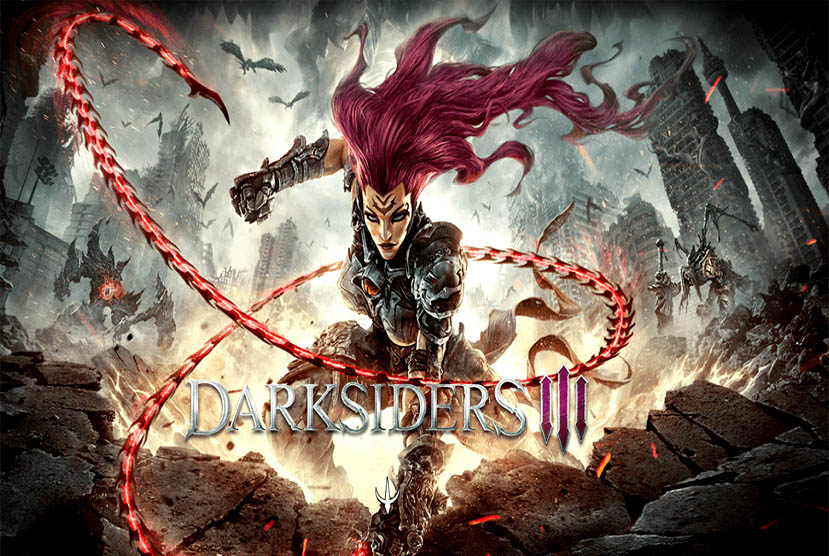 Darksiders III Free Download (ALL DLC) Torrent Repack-Games
