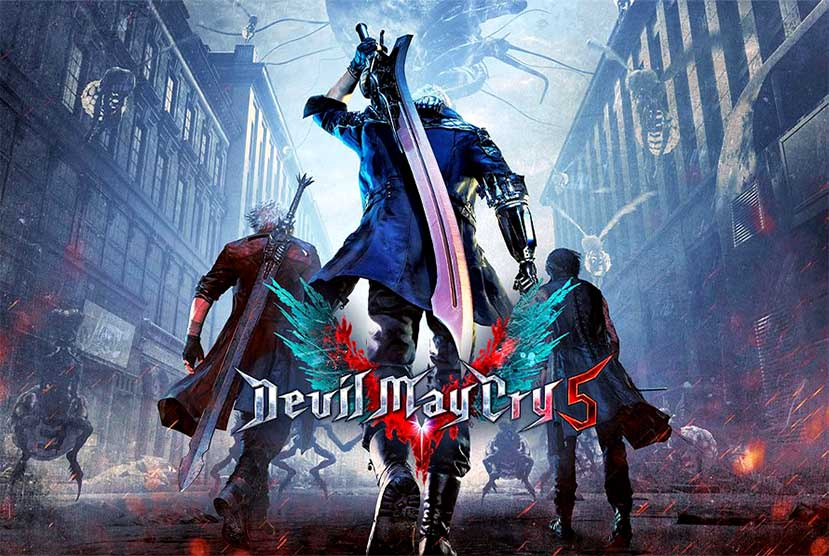 Devil May Cry Free Download Repack-Games