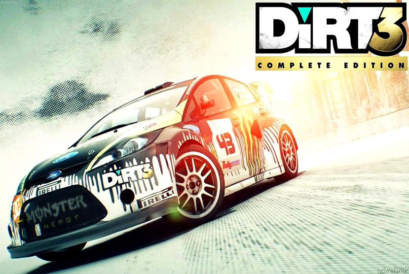 DiRT 3 Complete Edition Free Download Crack Repack-Games