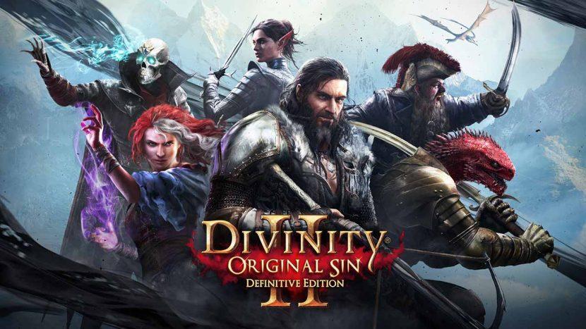 Repack-Games Divinity Original Sin 2 Definitive Edition