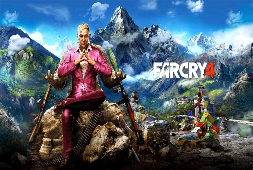 FAR CRY 4 GOLD EDITION Repack-Games