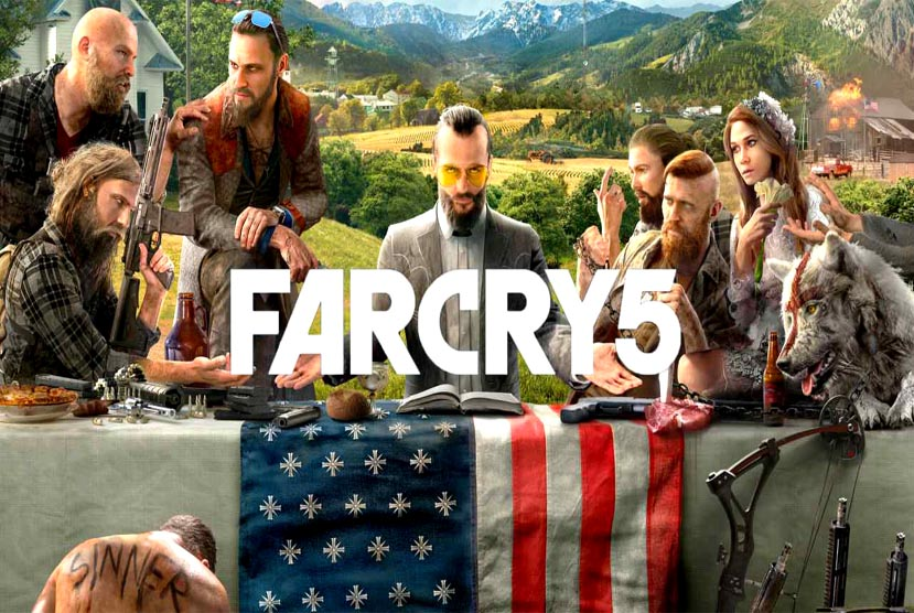 Far Cry 5 Free Download Crack