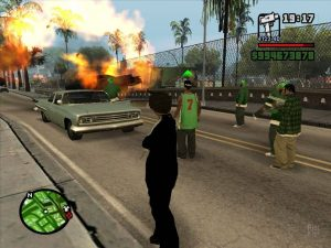 Grand Theft Auto San Andreas Free Download Repack Games