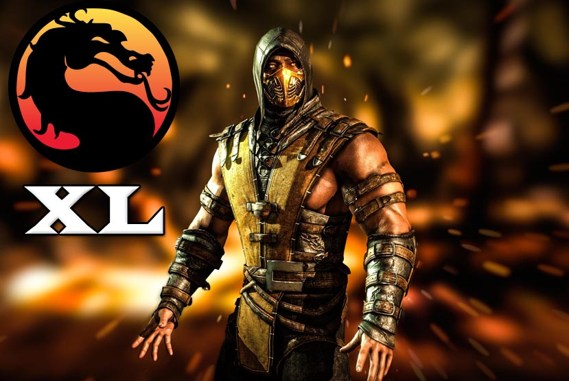 MORTAL KOMBAT XL - Repack-Games