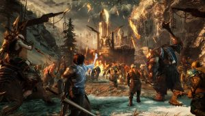 Middle-earth: Shadow of War Definitive Edition Repack-Games
