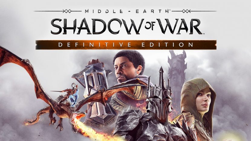 Middle-earth Shadow of War – Definitive Edition Free Download