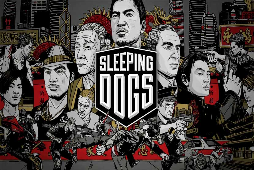 Sleeping Dogs Definitive Edition Free Download Torrent Repack-Games