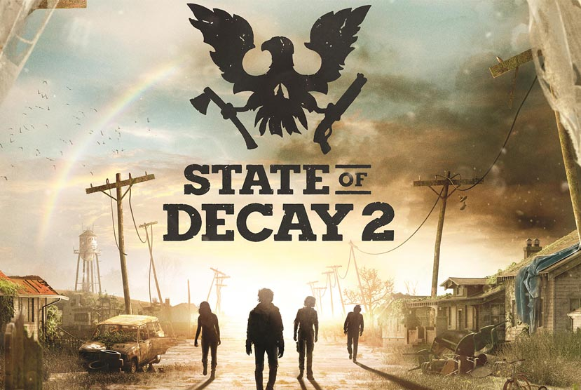 State of Decay 2 Free Download (v4 0 & ALL DLC) - Repack-Games
