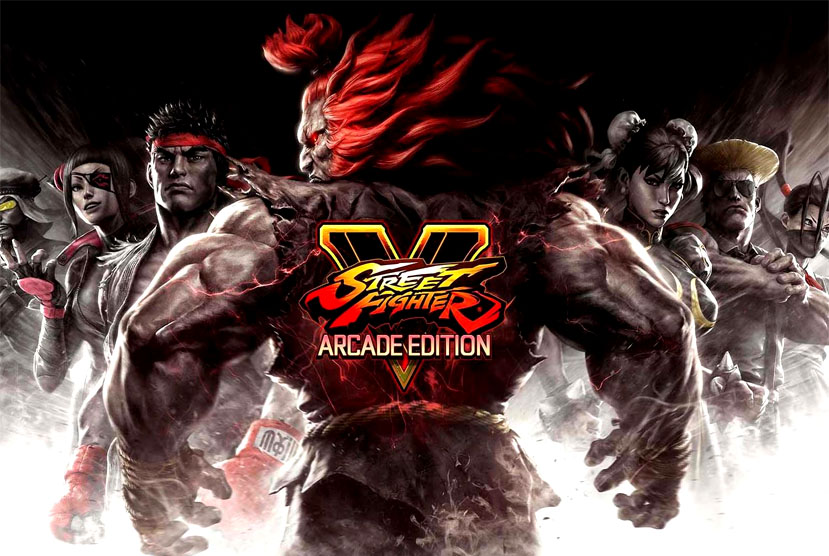 Street Fighter V Arcade Edition Free Download Torrent Repack-Games