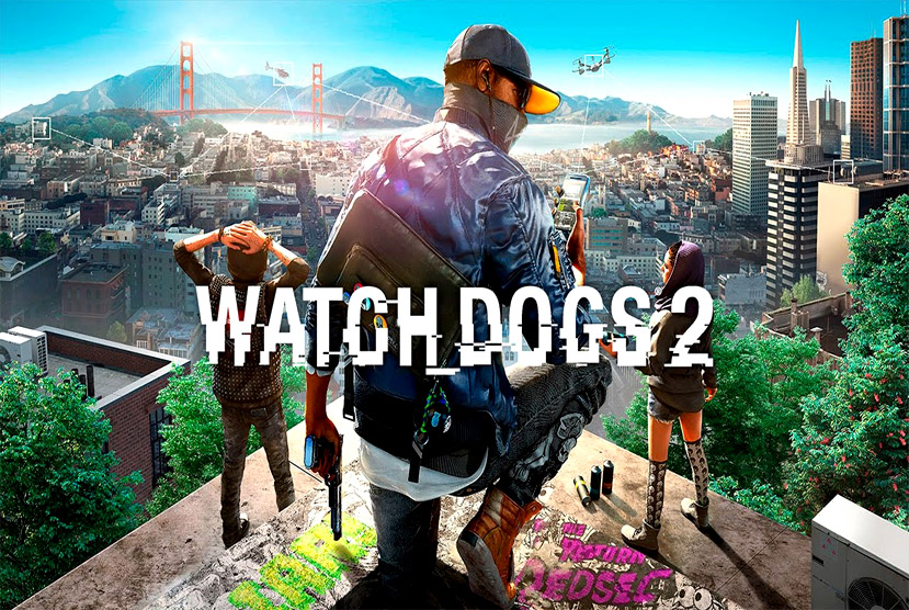 Watch Dogs 2 Free Download Crack Repack-Games