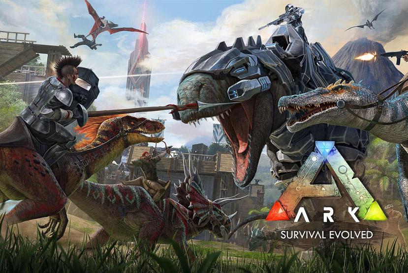 ARK Survival Evolved Free