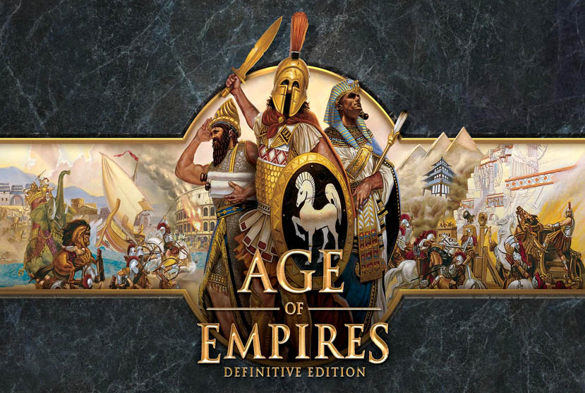 Age of Empires Definitive Edition Free Download Torrent Repack-Games