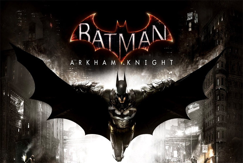 Batman Arkham Knight Free Download Crack Repack-Games