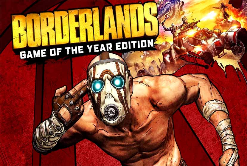 Borderlands Game of the Year Enhanced Free Download Torrent Repack-Games