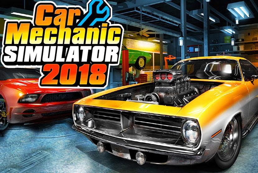 Car Mechanic Simulator 2018 Repacgames