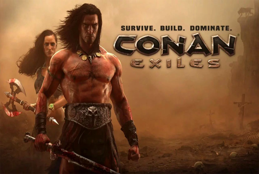 Conan Exiles Free Download Torrent Repack-Games