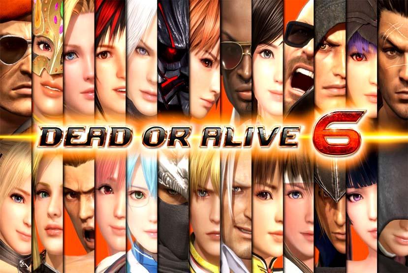 DEAD OR ALIVE 6 Free Download Crack Repack-Games