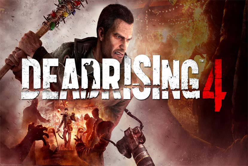 Dead Rising 4 Free Download Torrent Repack-Games