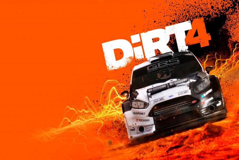 DiRT 4 Free Download Torrent Repack-Games