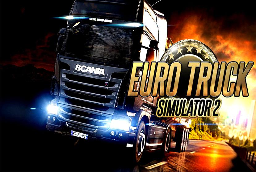 Euro Truck Simulator 2 Free Download Torrent Repack-Games