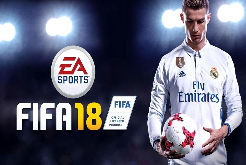 FIFA 18 Free Download Torrent Repack-Games