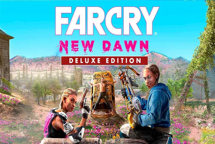Far Cry New Dawn DELUXE EDITION Free Download Torrent Repack-Games
