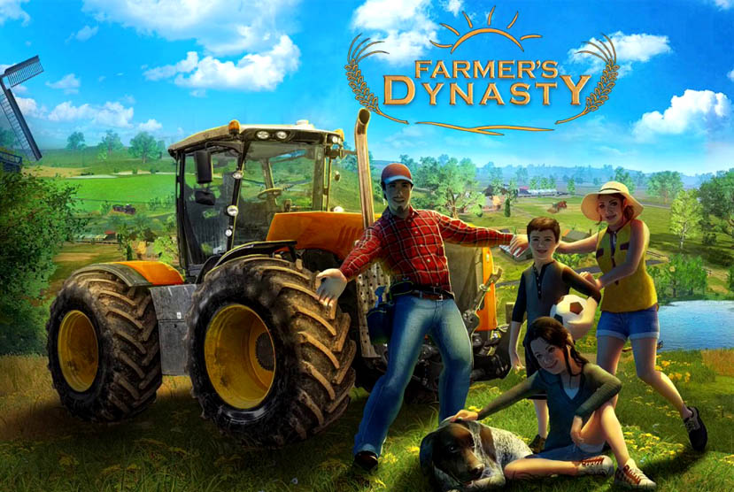 Farmers Dynasty Free Download Crack Repack-Games