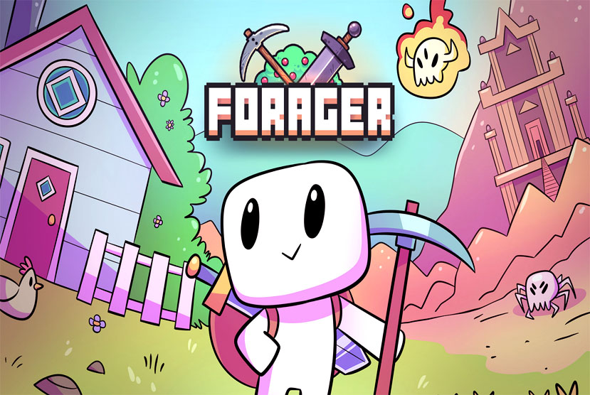 Forager Free Download Torrent Repack-Games