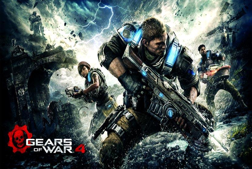 Gears of War 4 Free Download Torrent Repack-Games