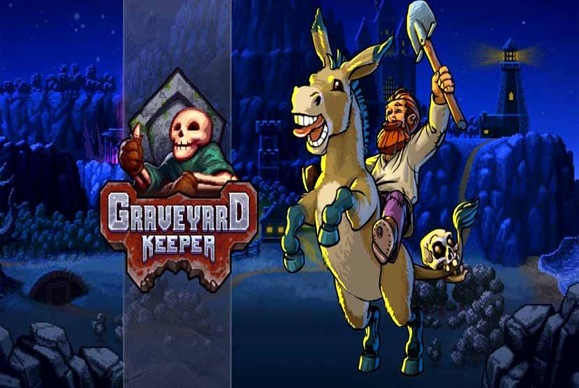 Graveyard Keeper Free Download (v1 124) - Repack-Games
