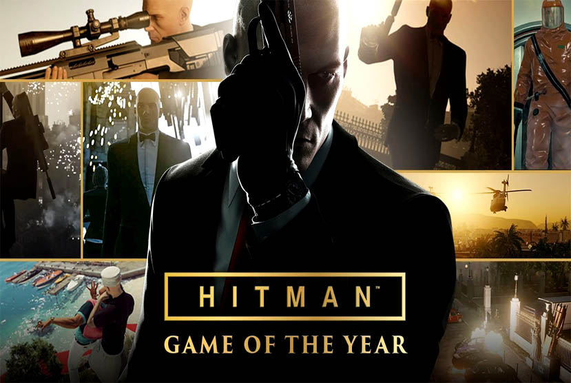 HITMAN Game of The Year Edition Free Download Torrent Repack-Games