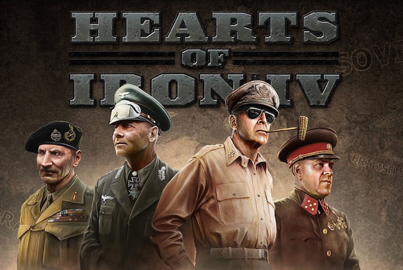 Hearts of Iron IV: Man the Guns Free Download (v1 7 1 & ALL DLC)