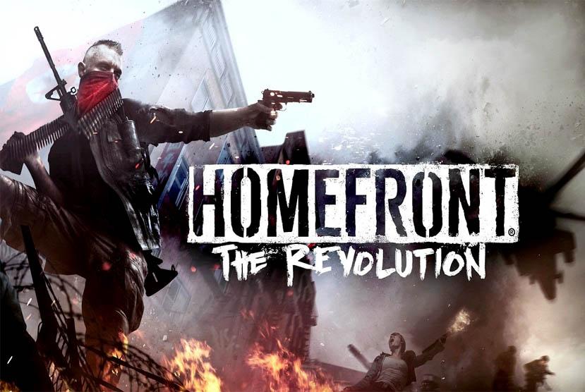 Homefront The Revolution Freedom Fighter Bundle Free Download Torrent Repack-Games