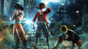 Jump Force PC Game Torrent Download