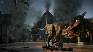 Jurassic World Evolution Digital Deluxe Edition Free Download Repack Games
