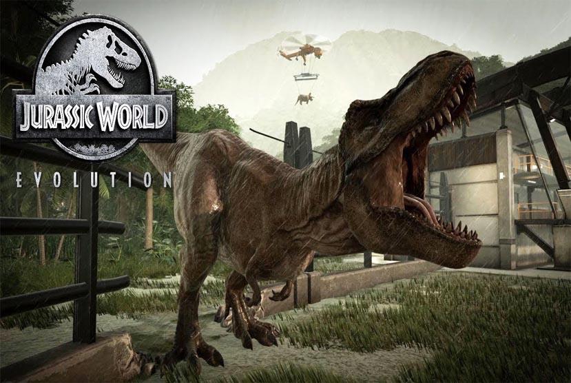 jurassic world evolution crack torrent