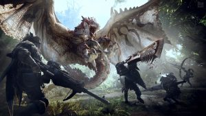 MONSTER HUNTER WORLD Free Download Repack Games