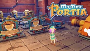 My Time At Portia CODEX Download