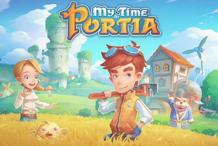 My Time At Portia Repack-Games Free