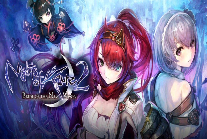 Nights of Azure 2 Bride of the New Moon Free Download Torrent Repack-Games