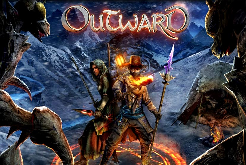Outward Free Download Torrent Repack-Games