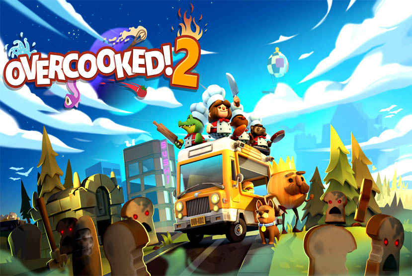 Overcooked! 2 Free Download Torrent Repack-Games