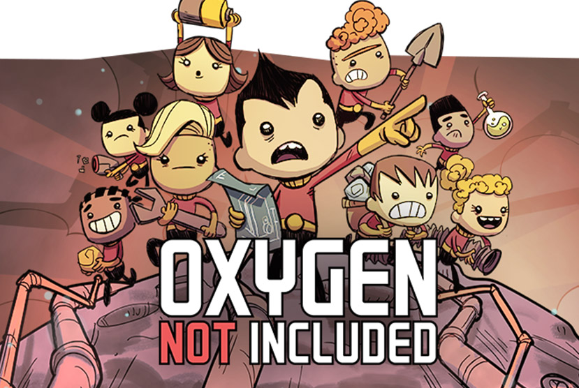 Oxygen Not Included Repack-Games