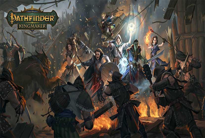 Pathfinder Kingmaker Free Download Crack Repack-Games
